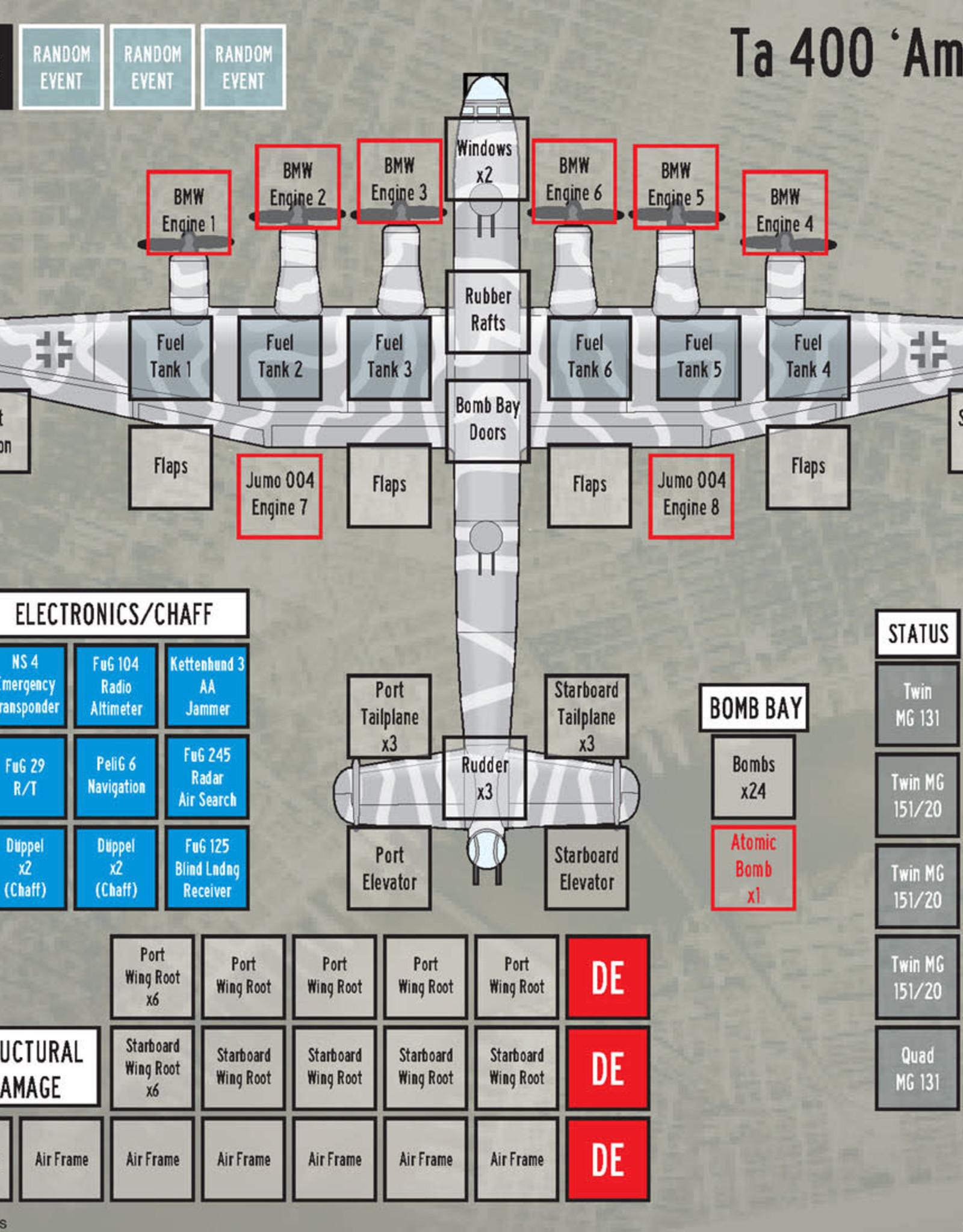 Compass Games Amerika Bomber