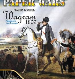 Compass Games Paper Wars #93: Wagram (Magazine & Game)