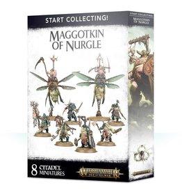 Games Workshop Start Collecting! Maggotkin Of Nurgle