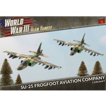 Battlefront Miniatures Ltd TY | SU-25 Frogfoot Aviation Company