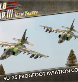 Battlefront Miniatures Ltd TY | SU-25 Frogfoot Aviation Company