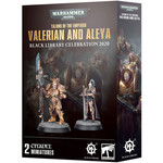 Games Workshop TALONS  OF THE EMPEROR:VALERIAN AND ALEYA