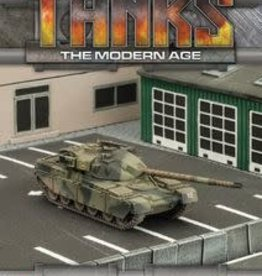 Gale Force Nine Tanks Modern Age Chieftain