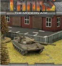 Gale Force Nine Tanks: The Modern Age - Soviet T-72