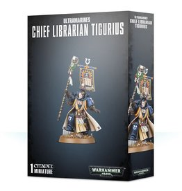 Games Workshop Ultramarines: Chief Librarian  Tiguris
