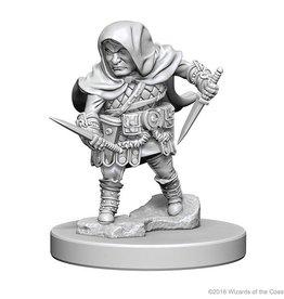 WizKids D&D NM: Male Halfling Rogue