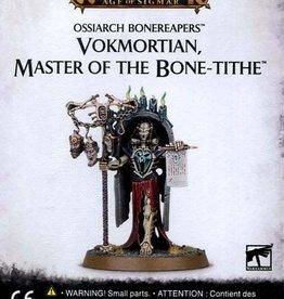Games Workshop VOKMORTIAN MASTER OF THE BONE-TITHE