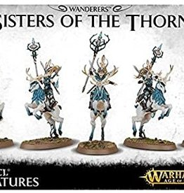 Games Workshop WANDERERS SISTERS OF THE THORN