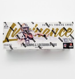 Panini America 2019 Panini Luminance Football Hobby Box