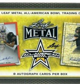 Leaf Trading Cards 2019 Leaf Metal All-American Football