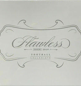 Panini America 2019 Panini Flawless Collegiate Football Hobby