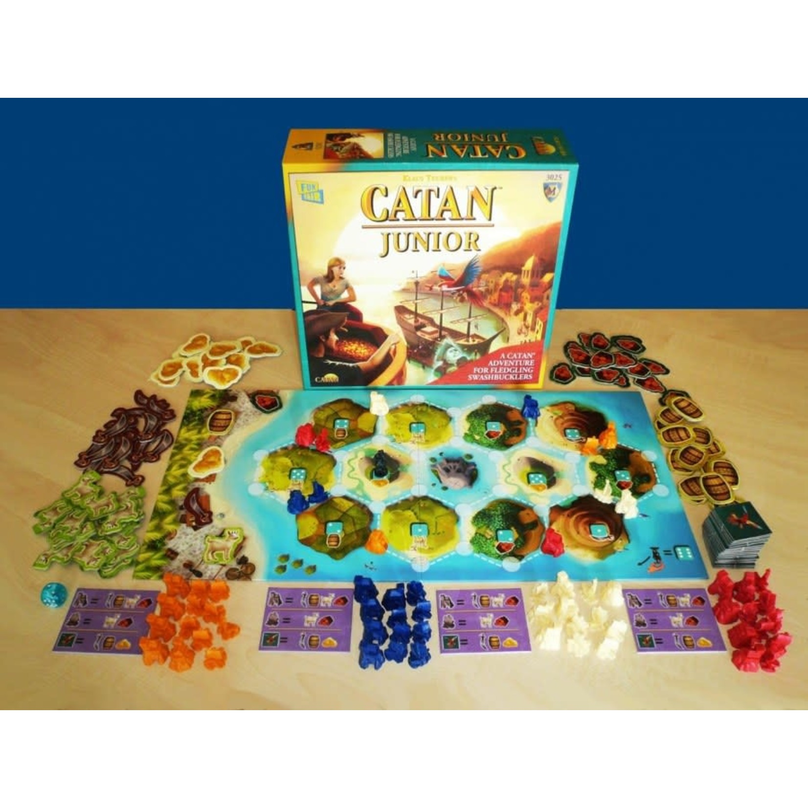 Catan Studios Inc Catan: Catan Junior