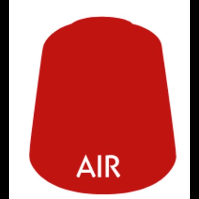 Air: Evil Sunz Scarlet (24ml) Paint