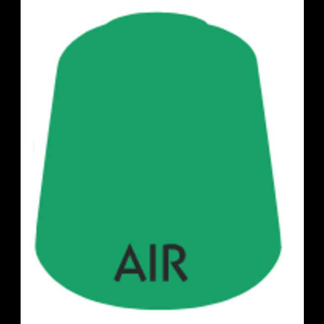 Air: Sybarite  Green