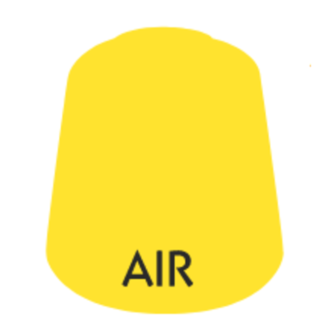 Air: Sigismund  Yellow  Clear (24ml) Paint
