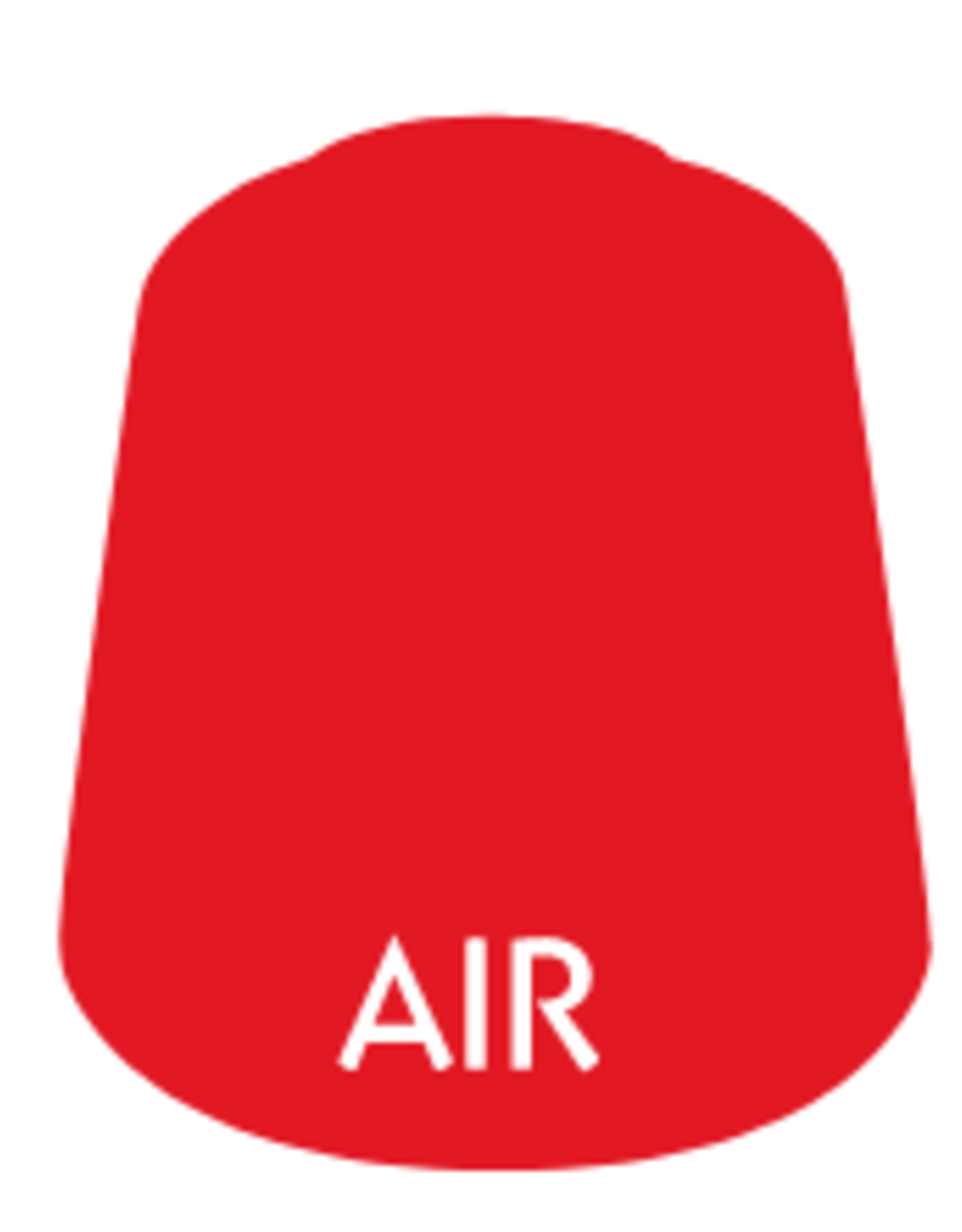 Games Workshop Air: Angron  Red Clear (24ml) Paint