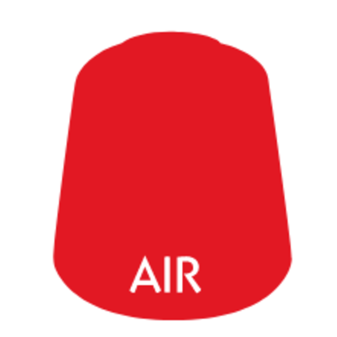 Air: Angron  Red Clear (24ml) Paint