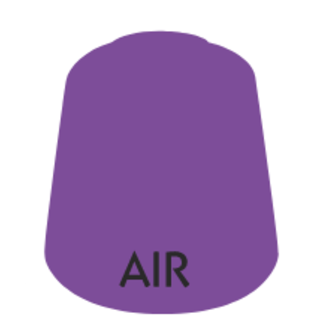 Air: Eidolon  Purple Clear