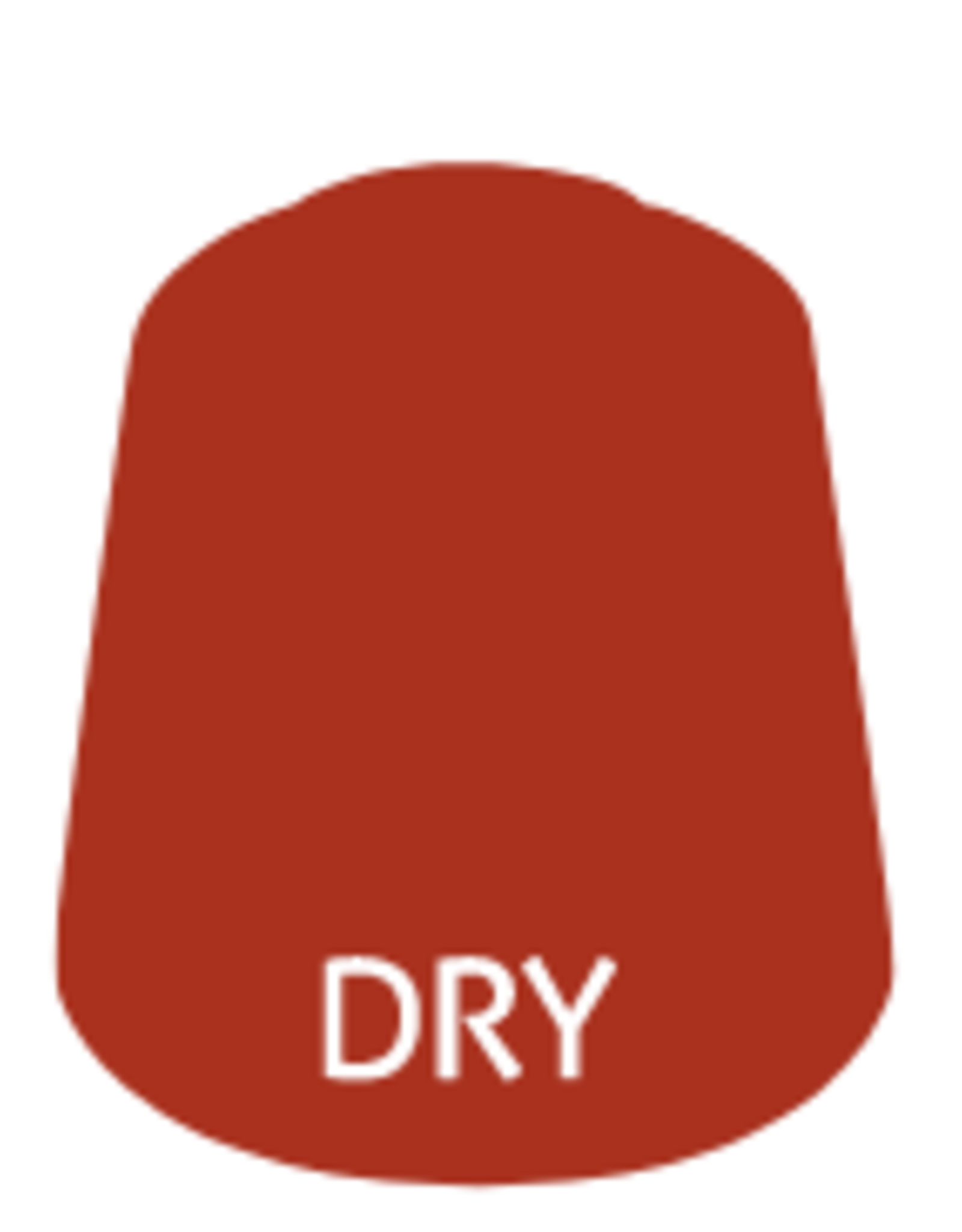 Games Workshop Dry: Astorath Red (12ml) Paint