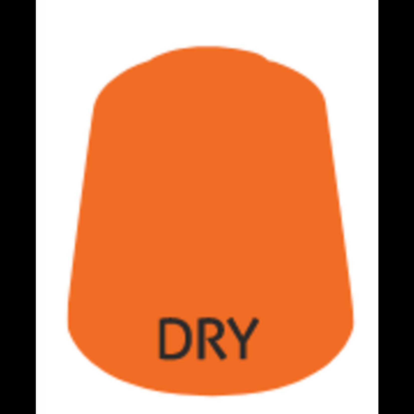 Games Workshop Dry: Ryza Rust (12ml) Paint