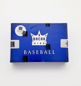 Break King 2019 Break King Baseball Premium Edition Series 3