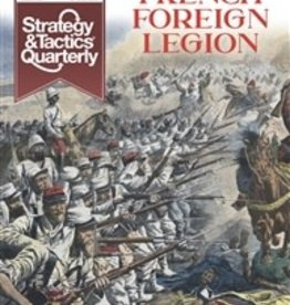 Decision Games Strategy and Tactics Quarterly #5: French Foreign Legion