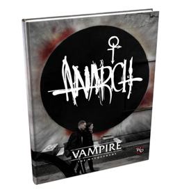 Modiphius Entertainment Vampire The Masquerade 5E: Anarch