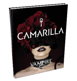 Modiphius Entertainment Vampire The Masquerade 5E: Camarilla