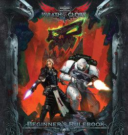 Cubicle 7 WarHammer 40K Wrath & Glory RPG:  Starter Set