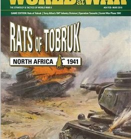 Decision Games World at War #64: The Rats of Tobruk