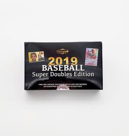 Super Break 2019 Super Break Baseball Super Doubles Edition