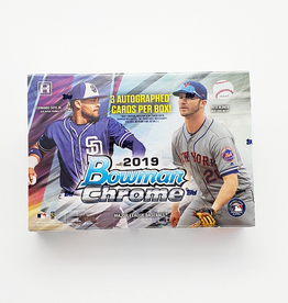 Topps 2019 Bowman Chrome Baseball HTA Choice