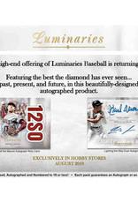 Topps 2019 Topps Luminaries Baseball Hobby Box