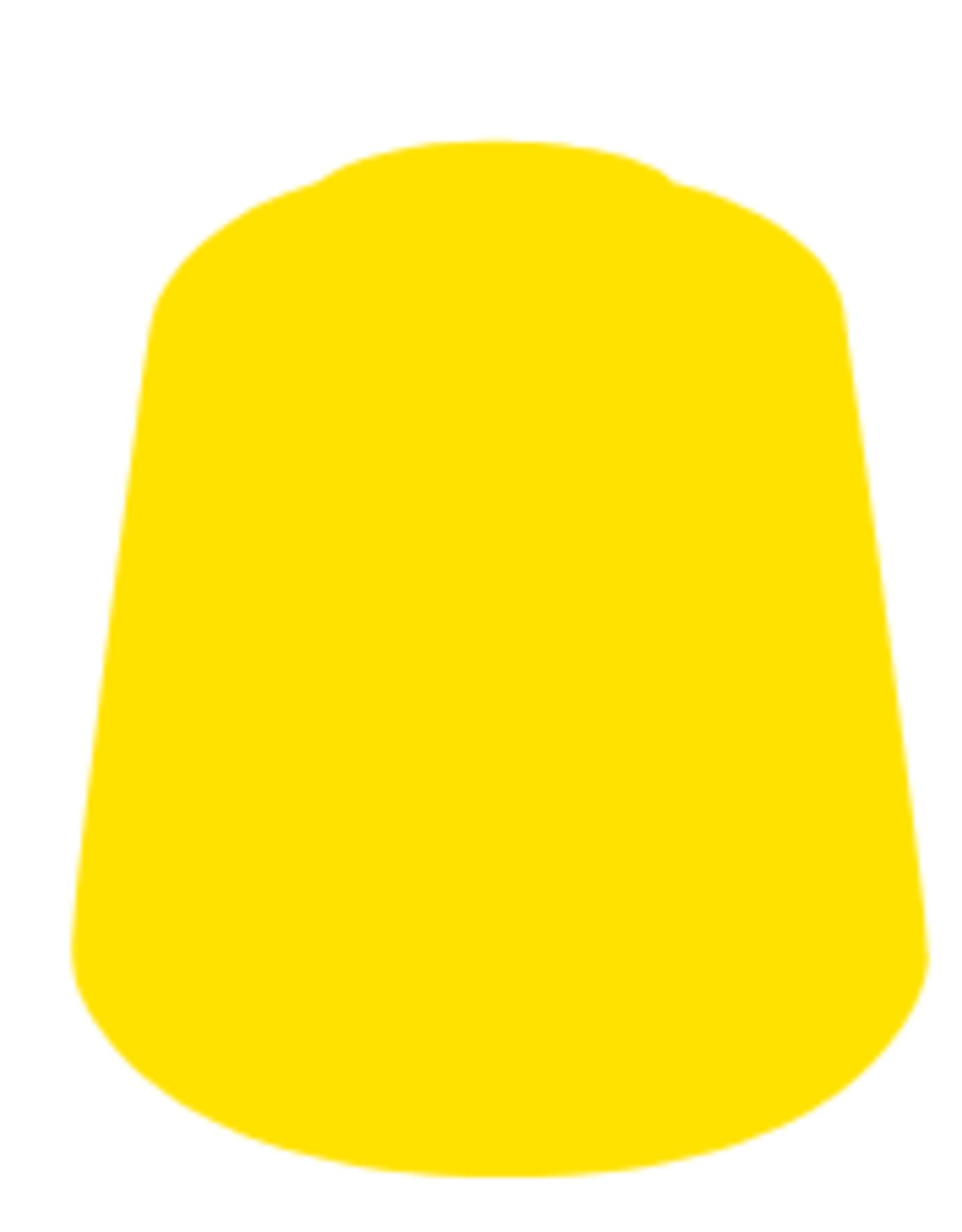 Games Workshop Layer: Phalanx  Yellow (12ml) Paint