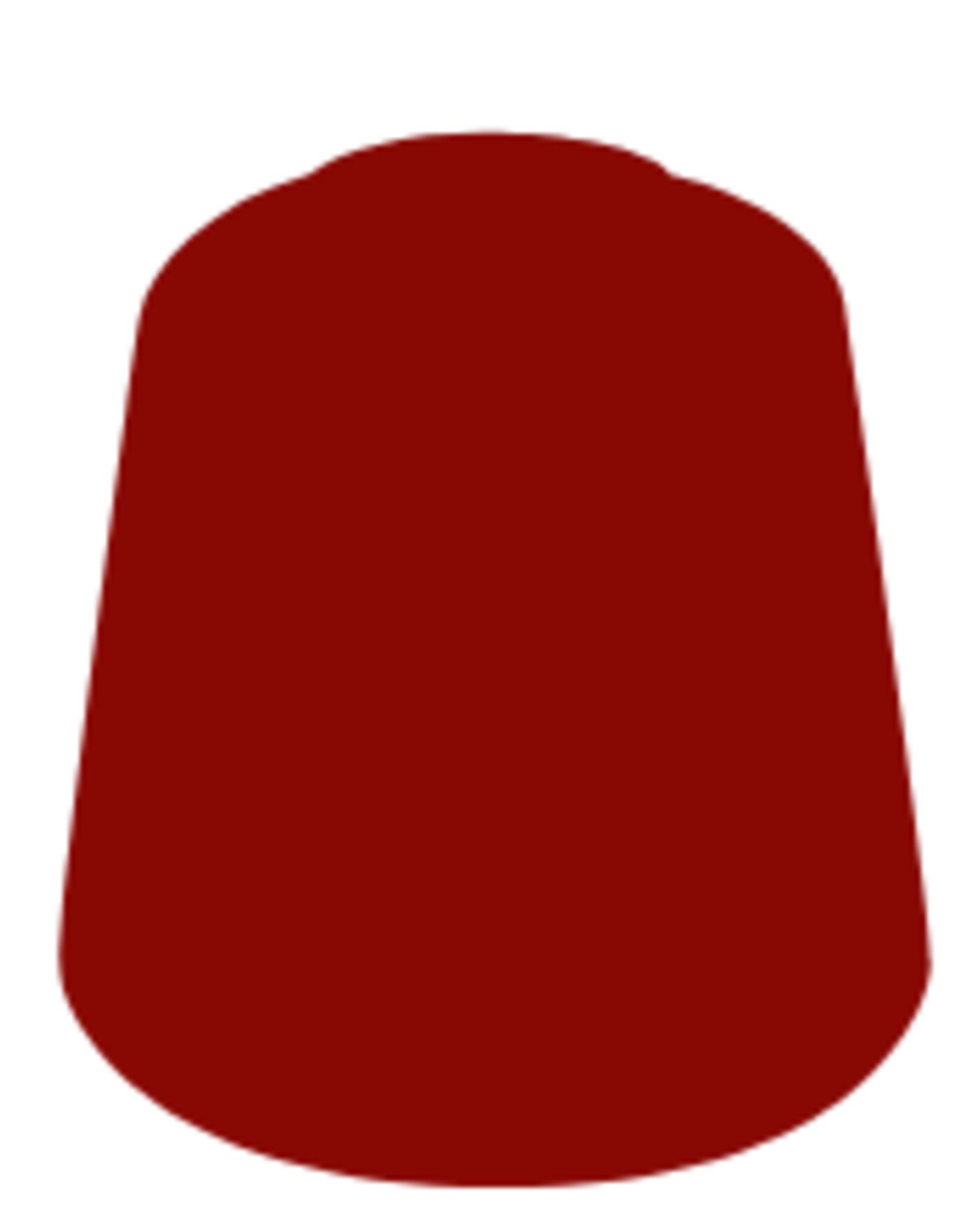 Games Workshop Layer: Wazdakka Red (12ml) Paint