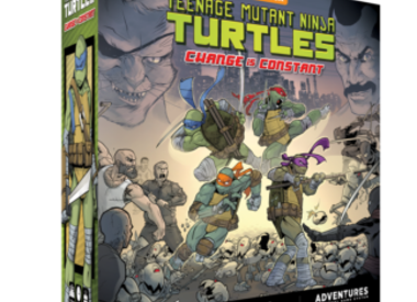 Teenage Mutant Ninja Turtles Adventures by IDW Games