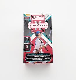 Panini America 2019 Panini Elite Extra Edition Baseball Hobby Box
