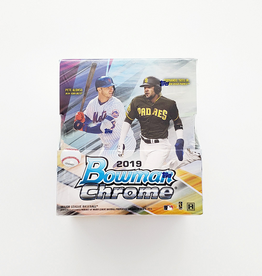 Topps 2019 Bowman Chrome Baseball Hobby