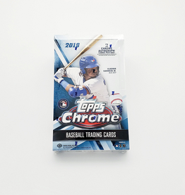 Topps 2019 Topps Chrome Baseball Hobby Box