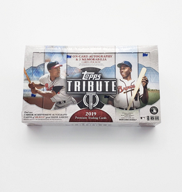 Topps 2019 Topps Tribute Baseball