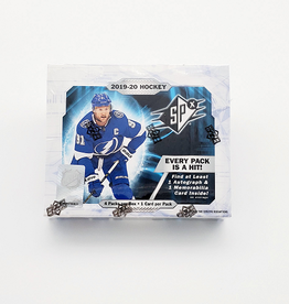 Upper Deck 2019-20 Upper Deck SPX Hockey