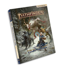Paizo Publishing Pathfinder RPG 2E: Lost Omens Character Guide