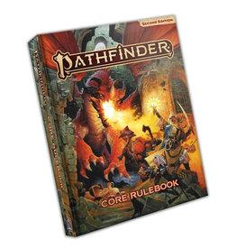 Paizo Publishing Pathfinder RPG 2E: Core Rulebook