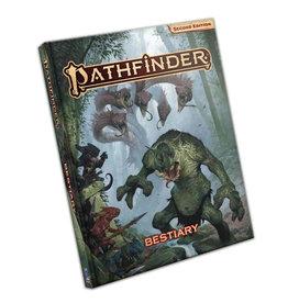 Paizo Publishing Pathfinder RPG 2E: Bestiary