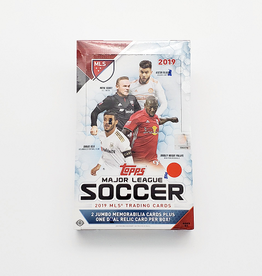 Topps 2019 Topps Major League Soccer Hobby Box