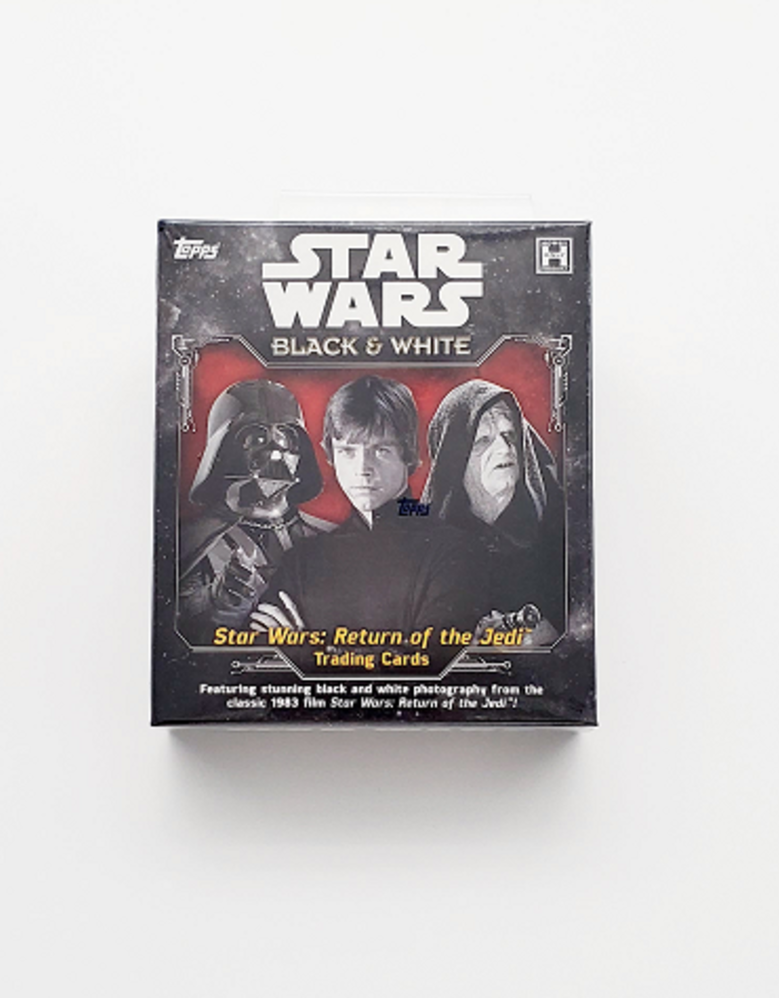 Topps 2020 Star Wars Return of the Jedi Black & White