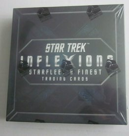 Rittenhouse Archives 2019 Star Trek Inflexions - Starfleet's Finest Trading Cards