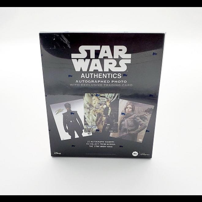 2019 Topps Star Wars Authentics Series 1