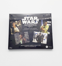 Topps 2019 Topps Star Wars Authentics Series 2