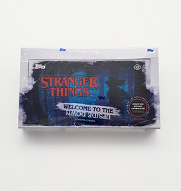 Topps 2019 Topps Stranger Things Welcome to the Upside Down